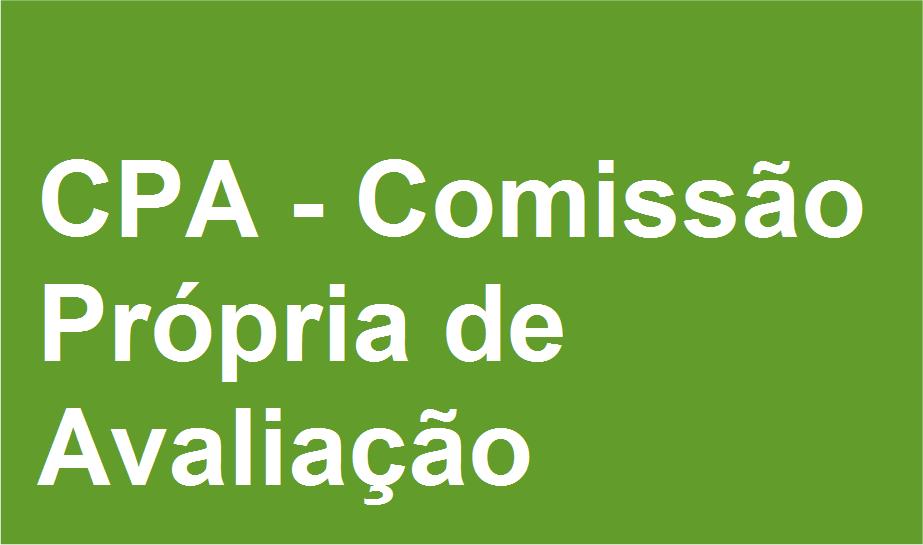CPA - Comissão Permanente de Avaliação